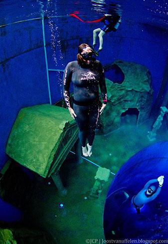 Freediving opleiding level 1 bij Enker