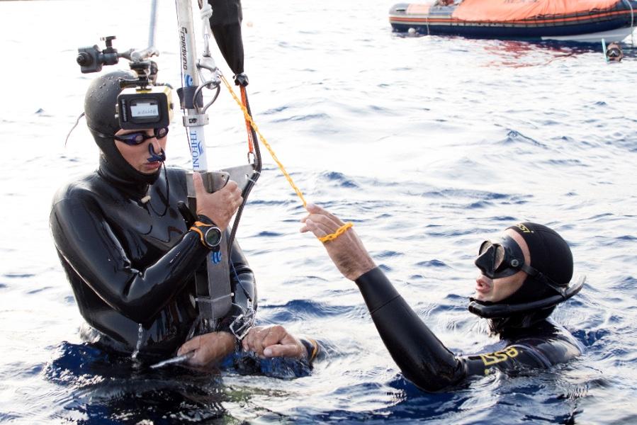 wereldrecord-2015-freediving Nanja van den Broek